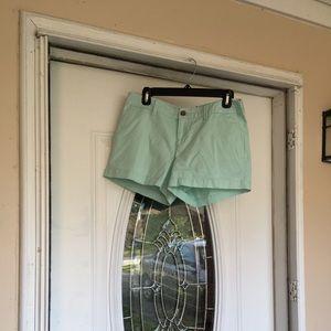 OLD NAVY Mint Green Shorts Sz6